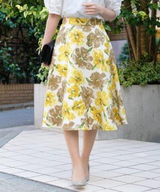 ブルームラメブッチャー スカート