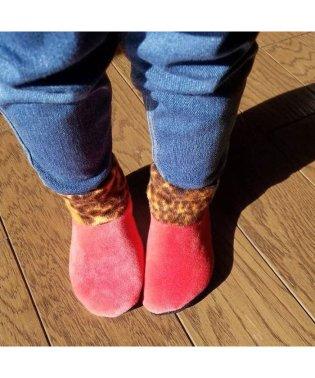 ベビー&キッズ滑り止め付きぽかぽかポソン靴下