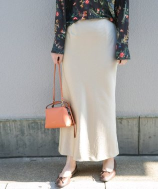 【予約】マーメイドサテンスカート
