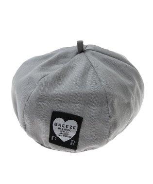 ハートネーム付きベレー帽