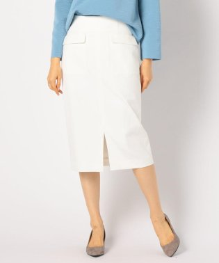 [新色追加]【吉高由里子さんドラマ着用】シェルタリングドライOXポケット付タイトスカート
