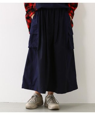 Remake ミリタリー スカート