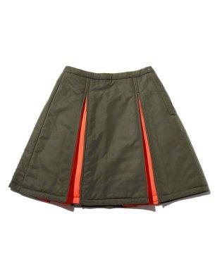 アトモスピンク MA-1 プリーツスカート