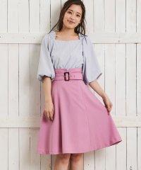 スプリングカラースカート