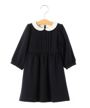 SHIPS KIDS:ピンタック ワンピース(90cm)【OCCASION COLLECTION】