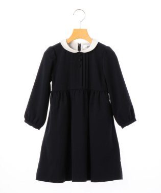 SHIPS KIDS:ピンタック ワンピース(100~130cm)【OCCASION COLLECTION】