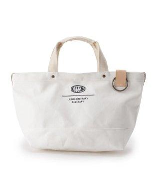 【日本製】刺繍キャンバストートバッグS