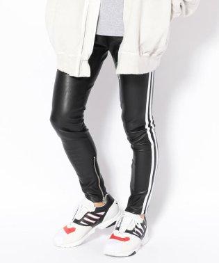 DankeSchon/ダンケシェーン/Neo Leather LINE Pants
