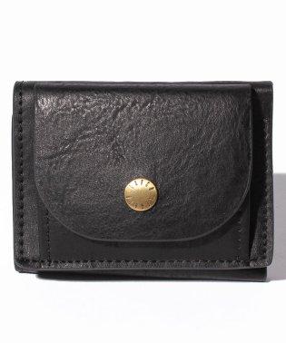【LegatoLargo】ベーシック三つ折りミニ財布