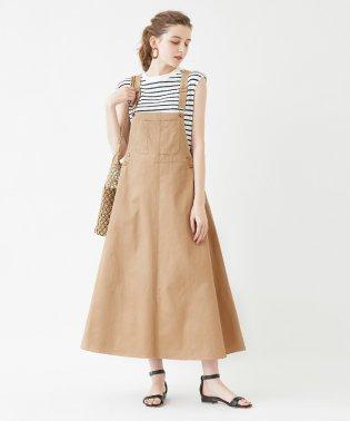 フレアジャンパースカート