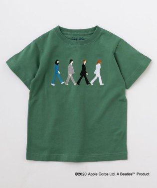 SHIPS KIDS:<パパとおそろい>【THE BEATLES(ザ・ビートルズ)】TEE(145~160cm)