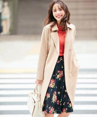 【蓄熱中綿】ウォーム スプリング コート