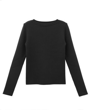【made in Japan】Rib Knit Tops