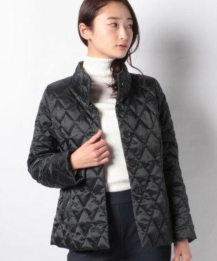キルティングデザインジャケット