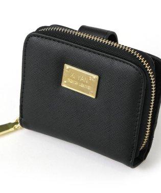 ゴールドプレートミニ財布