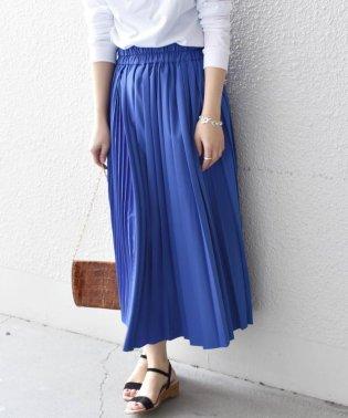 Khaju:アシンメトリープリーツスカート