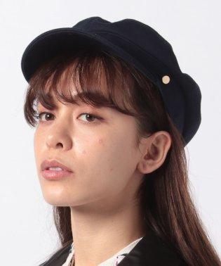 【美人百花 4月号掲載】金釦キャスケット