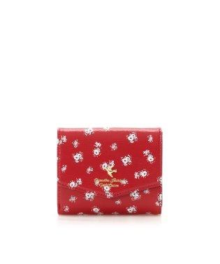 レトロフラワープリントシリーズ(折財布)