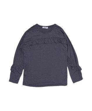 フリルTシャツ_ママ