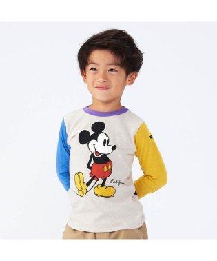 ディズニー スタンドミッキーTシャツ