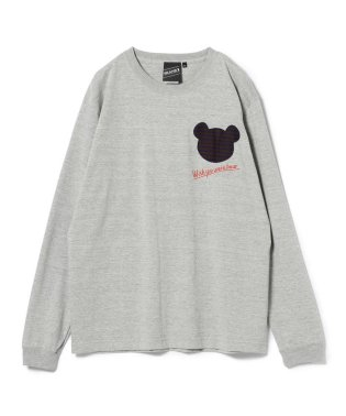 【SPECIAL PRICE】SOUVENIR / Wish You Bear Long Sleeve Tee