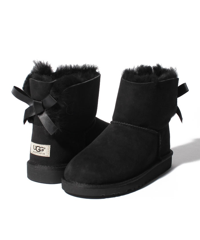 【UGG/KIDS】MINI BAILEY BOW  ミニ ベイリー ボウ