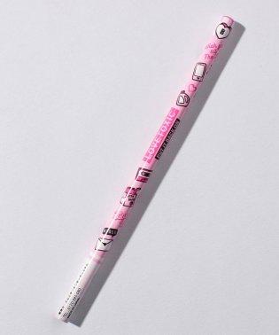ランドリー柄鉛筆B