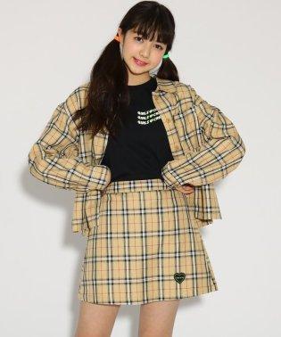 ★ニコラ掲載★シャツ セットアップ
