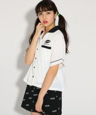 ★ニコラ掲載★ボウリングシャツ