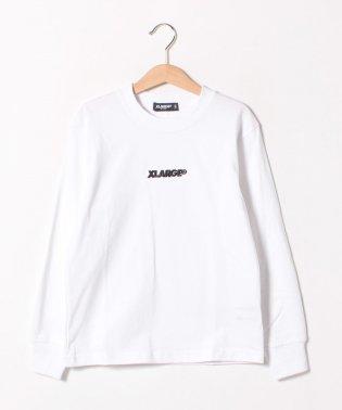 ロゴシシュウナガソデTシャツ