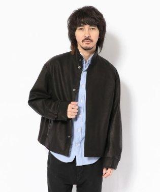 URU TOKYO/ウル トウキョウ/Exclusive Leather Swing Top for GARDEN/別注レザースイングトップ