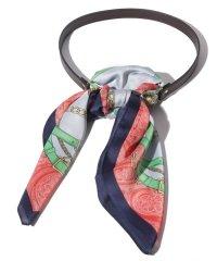 スカーフ付ベルト