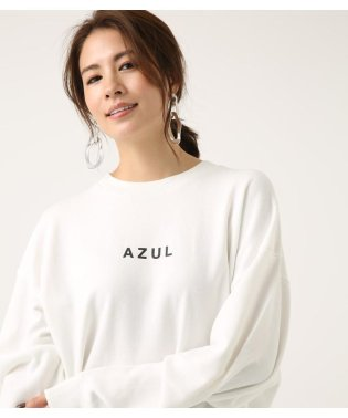 AZUL SWEAT TUNIC