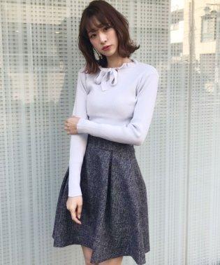 SSツイードスカート