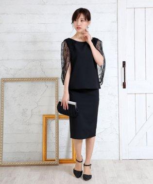 【Doula Doula】ケープデザインドレス