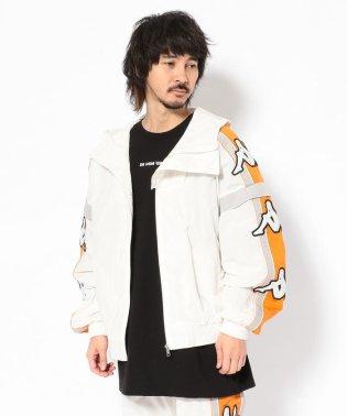 Kappa/カッパ/BIG BANDA フーデッドウインドジャケット