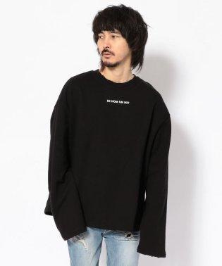in nom uh nit/インノミネイト/BOWIE FLASH スウェットシャツ
