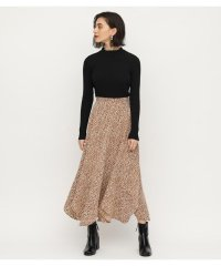 WILLOW DOTS FLARE LONG SK