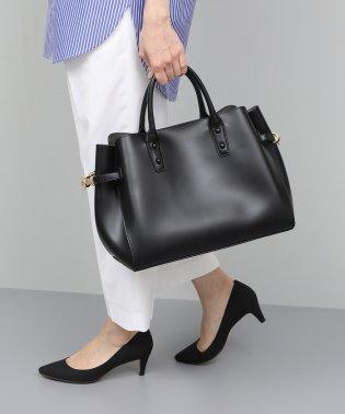 【A4サイズ対応】くるみカシメハンドバッグ