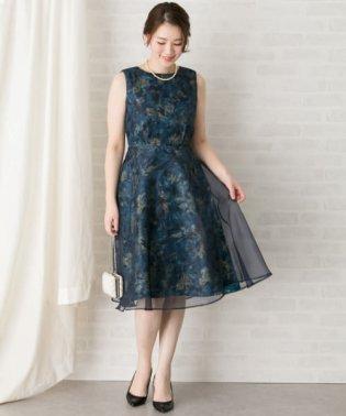【予約】フラワープリントドレス
