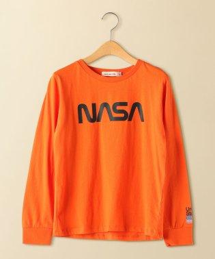 【ジュニア】NASAロングスリーブTシャツ2