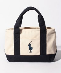 【POLO RALPH LAUREN】School Tote Small II (マグネット開閉)