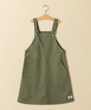 【ジュニア】DICKIES(ディッキーズ)オーバーオールスカート