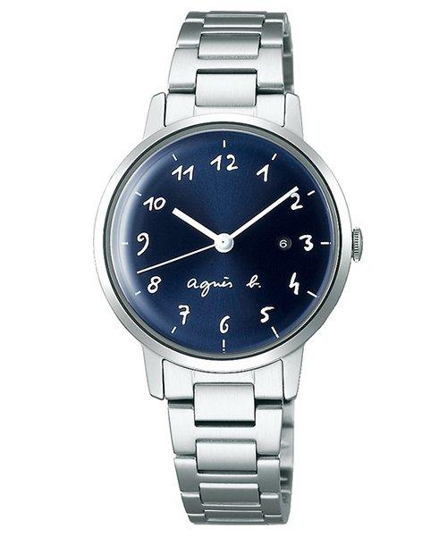 promo code 439e3 273d0 LM01 WATCH FCSK934 時計 アニエスベー(agnes b.)の腕時計通販 ...