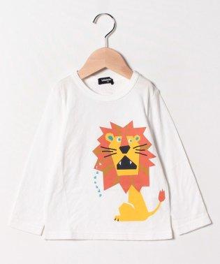 ライオン/キリン/パンダ長袖Tシャツ