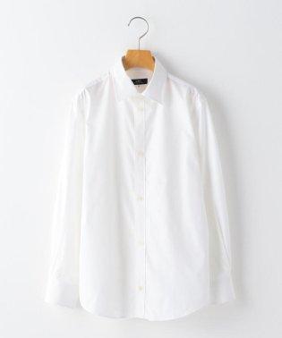 SHIPS KIDS:ワイドカラー 長袖 シャツ(145~160cm)