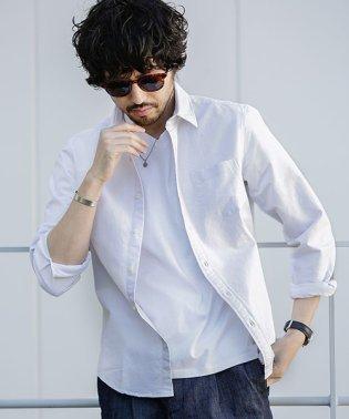 【WEB限定】オックスレギュラーカラーシャツ