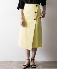 【UR】ラップタイトスカート