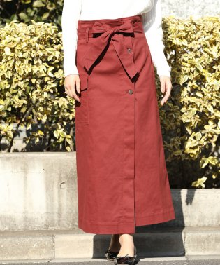【WEB限定】ラップチノスカート