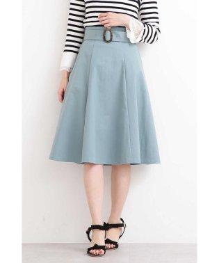 ◆ユニオンテックツイルフレアースカート